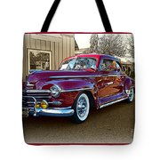 From Past Times Tote Bag