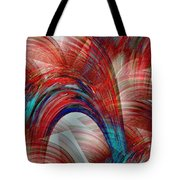 From Sea To Shining Sea Tote Bag