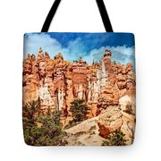 From The Bottom Up Tote Bag