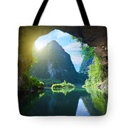 From The Grotto Tote Bag