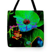 From The Psychedelic Garden Tote Bag