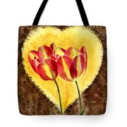 From Tulip With Love Tote Bag