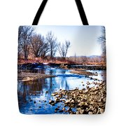 From Under The Bridge Tote Bag