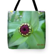 Front Of A Bud Tote Bag