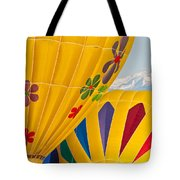 Front Range Color Tote Bag