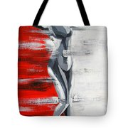 Front View In The Three Colors Tote Bag