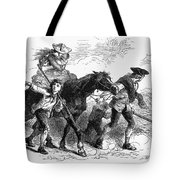 Frontier Family, 1755 Tote Bag