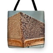 Frost On Copper Newel Tote Bag