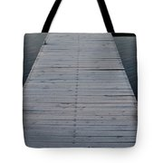 Frosted Dock Tote Bag