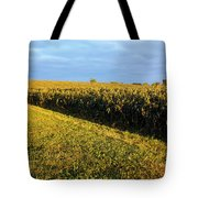 Frosted Soybeans Tote Bag