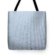 Frosted Woodgrain Tote Bag