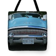Frowning Buick Tote Bag