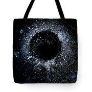 Frozen Cosmos Tote Bag