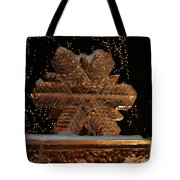 Frozen Flake Tote Bag