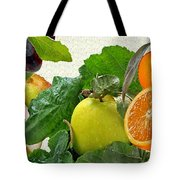 Fruit Day Tote Bag