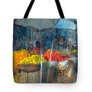Fruit Market Tote Bag