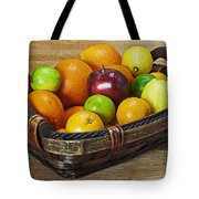 fruits with vitamin C Tote Bag