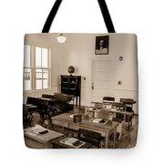 Ft. Christmas Classroom Tote Bag