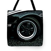Fuchs On Grass Tote Bag