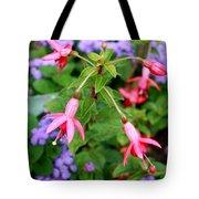 Fuchsia Standout Tote Bag