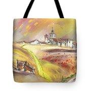 Fuente Del Cuellar In Spain Tote Bag