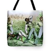 Fugitive Slave Law Tote Bag