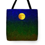 Full Moon Tote Bag by Dale   Ford