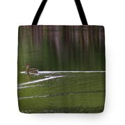 Full Speed Ahead Tote Bag