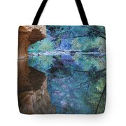 Fully Reflected Tote Bag