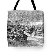 Fulton Ferry Boat, 1868 Tote Bag