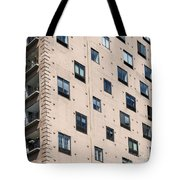 Fulton House. Chicago Tote Bag