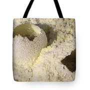 Fumarole Deposits In The Dallol Tote Bag