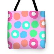 Fun Spots Tote Bag
