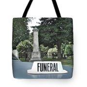 Funeral Tote Bag