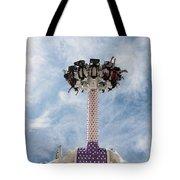 Funfair Ride Tote Bag