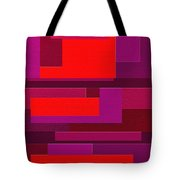 Funky Tote Bag by Ely Arsha