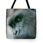 Funny Gorilla Tote Bag