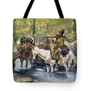 Fur Trapper Tote Bag