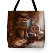 Furniture - Chair - The Engineers Office Tote Bag