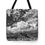 Further Than It Looks Tote Bag