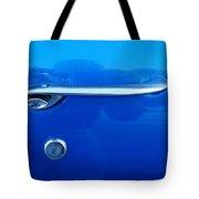 G M  Door Handle Tote Bag