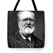 Gabriel De Mortillet Tote Bag