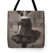 Gabrielle Ray Ca.1905 Tote Bag
