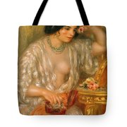 Gabrielle With Jewellery Tote Bag