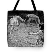 Gaining Trust Tote Bag
