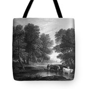 Gainsborough: Scenic View Tote Bag