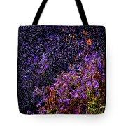 Galactic Gardens Tote Bag