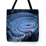 Galactic Ice Tote Bag