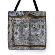 Galatians 5 22 Tote Bag