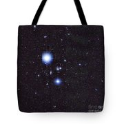 Galaxy Cluster Abell 1060, Infrared Tote Bag